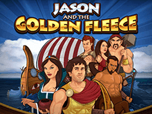 Играйте в Jason And The Golden Fleece на деньги